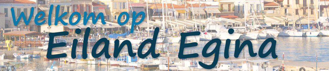 Eiland Egina (Aegina)
